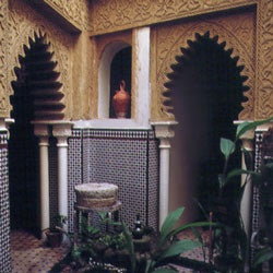 My Old Moroccan Home