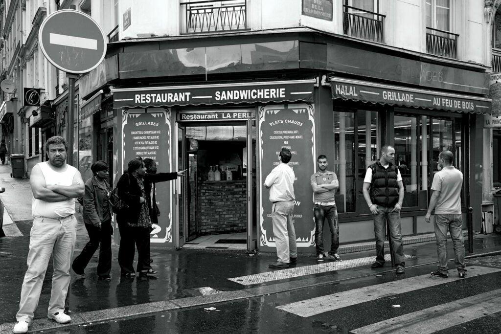 Restaurant La Perle in Paris