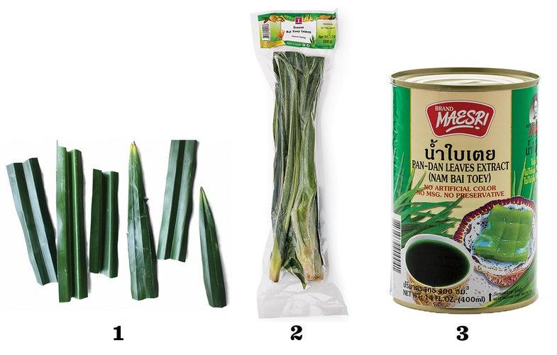 Shades of Green: Where to Buy Pandan