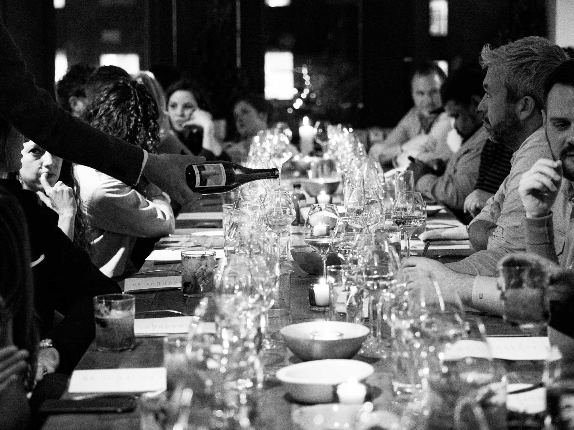 Scenes From Our SAVEUR Supper With Woodberry Kitchen