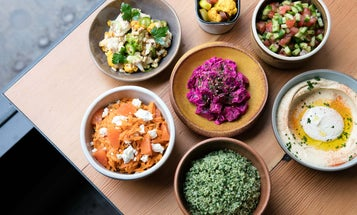 Top-Notch Middle Eastern Food Finally Hits the Bay Area
