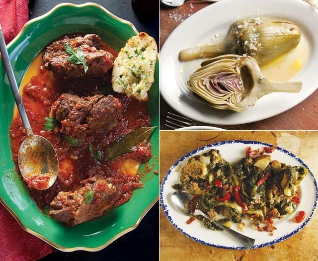 Menu: An Italian Sunday Supper