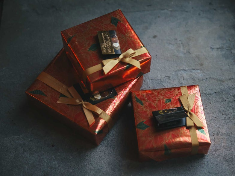 Valrhona Bonbon Gift Boxes
