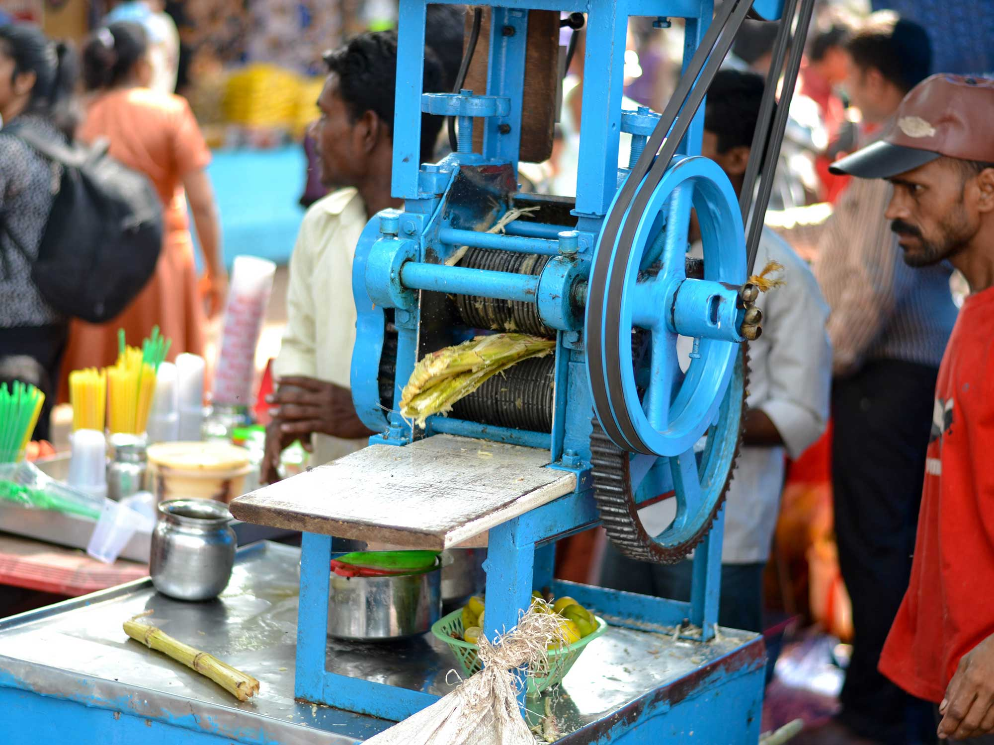 The Coconut King of New York Wants You to Drink Sugarcane Juice for Your Health