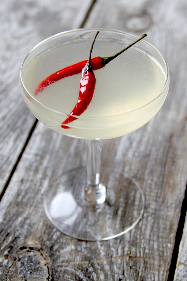 Spicy Cocktails