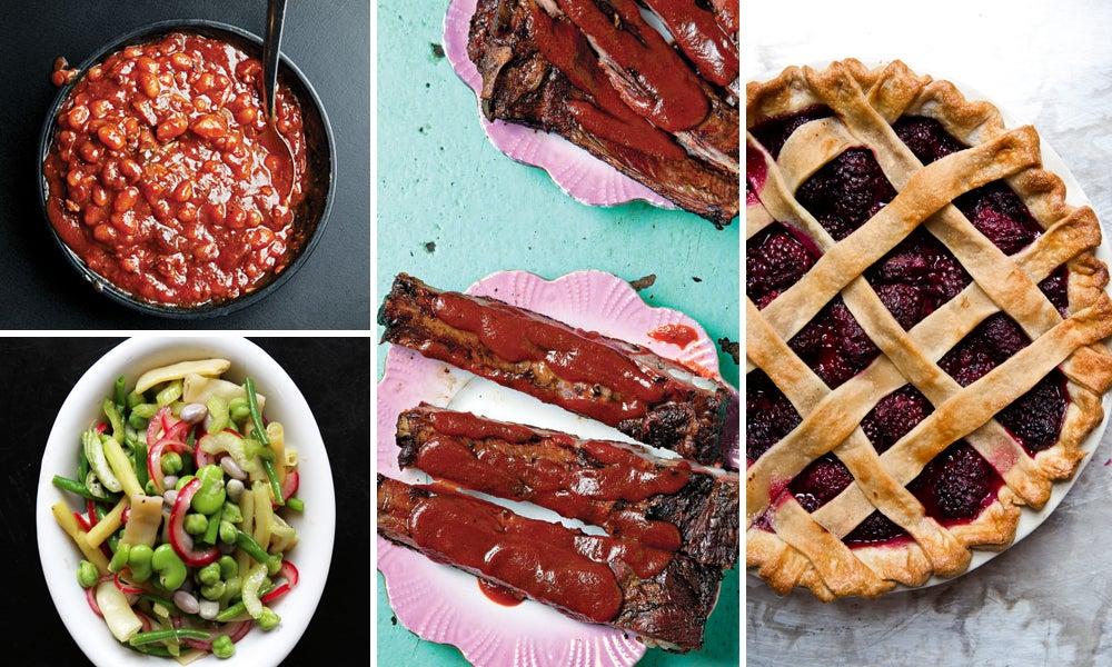 Menu: A Labor Day Barbecue