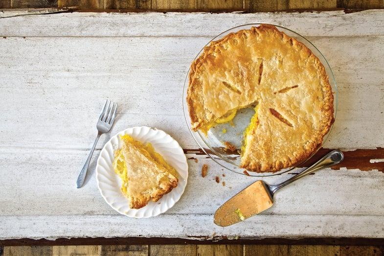 shaker lemon pie, Saveur The New Classics Cookbook, lemon pie recipes