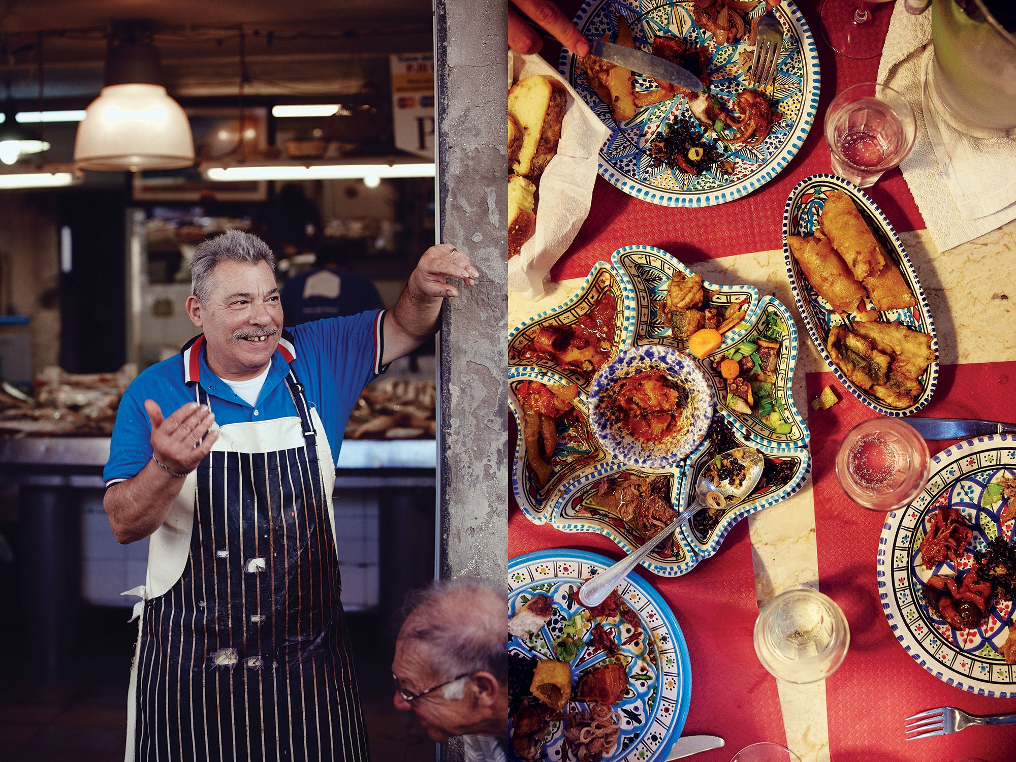 Eating the Arab Roots of Sicilian Cuisine