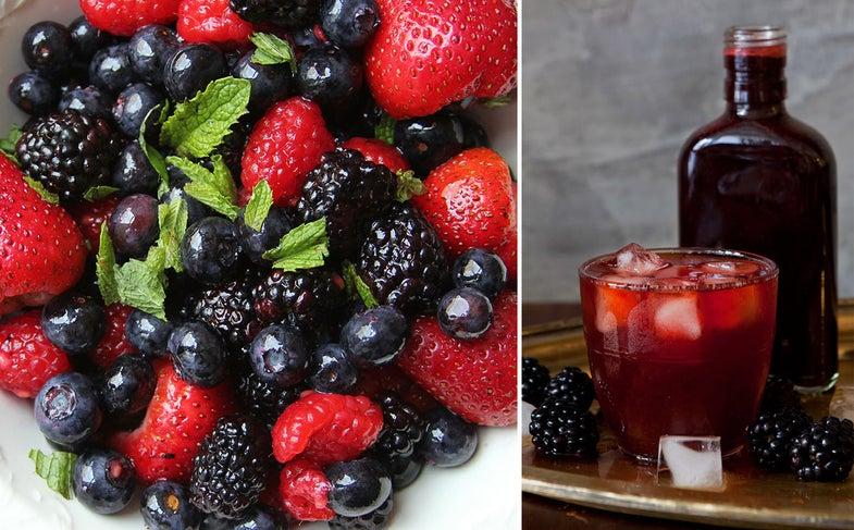One Ingredient, Many Ways: Blackberries
