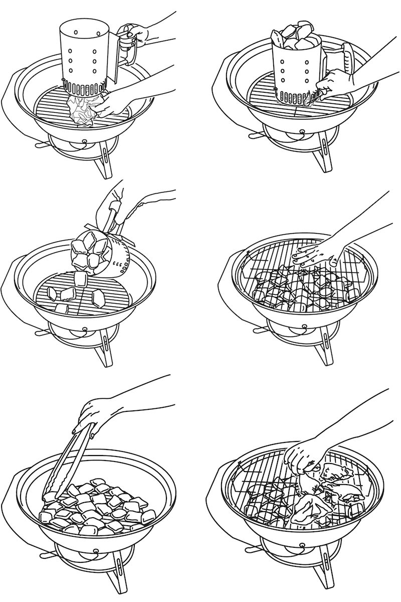 How to Cook on a Grill