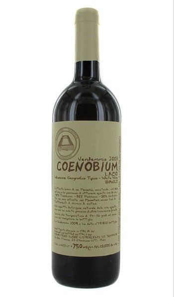 One Good Bottle: Coenobium