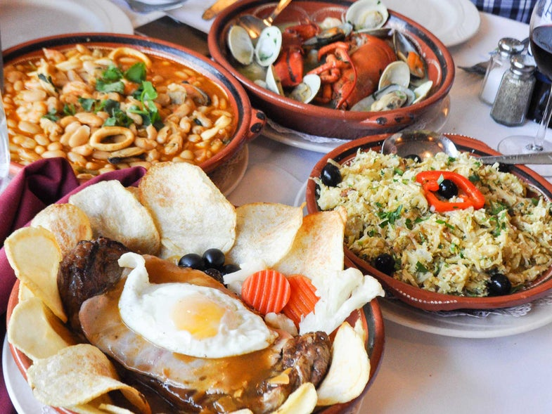 The Portuguese Lunch Paradise of Newark's Ironbound