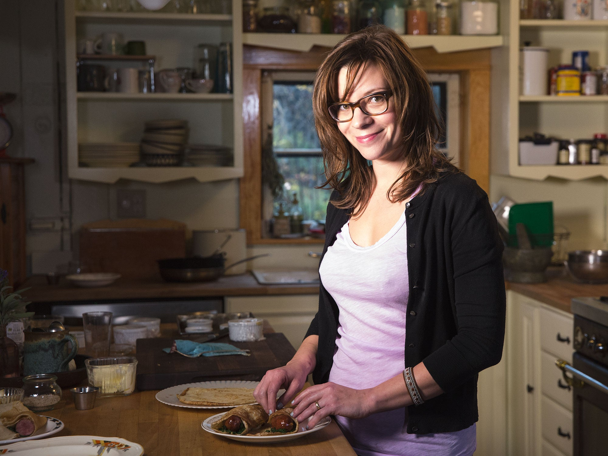 Amy Thielen's Supper Pancakes Are the Best Way to Eat Breakfast for Dinner