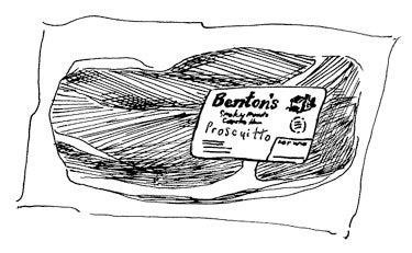Benton's Domestic Prosciutto