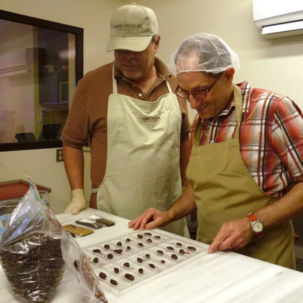 Carlos Danta Chocolate