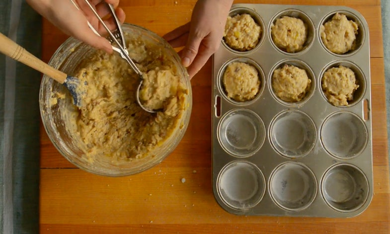 Video: How to Make Muffins