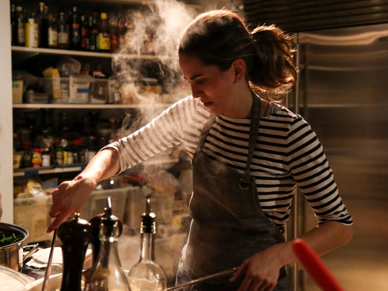Chef Katie Button Brings Tapas to #SaveurSuppers