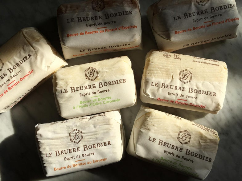 Here's Why Bordier Might Be the Best Butter in the World