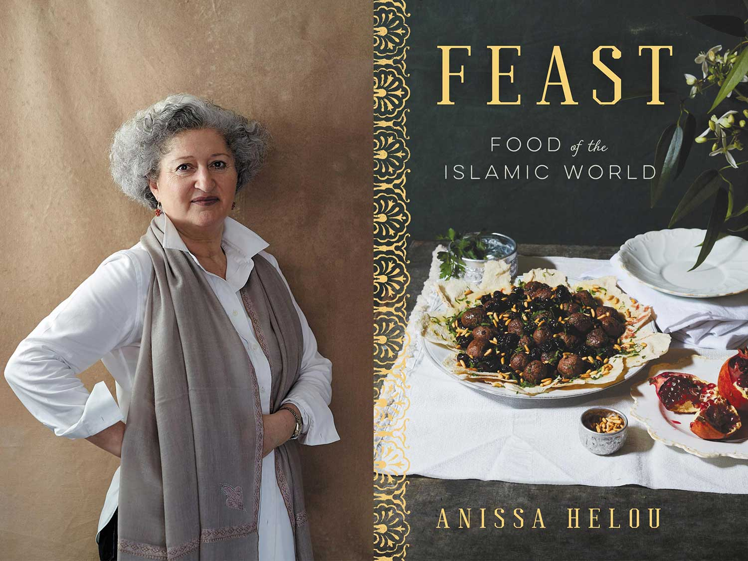 7 Foundational Cookbooks on the Foods of the Islamic World