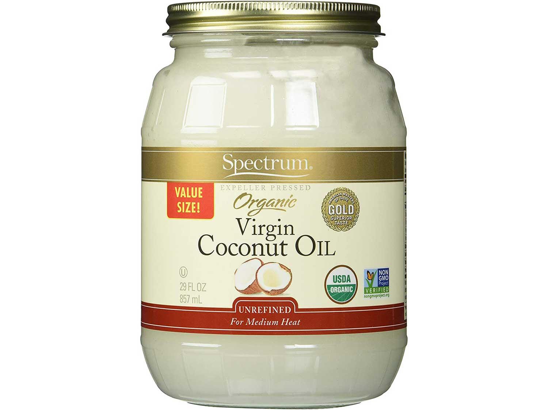 Spectrum Naturals Organic Virgin Coconut Oil