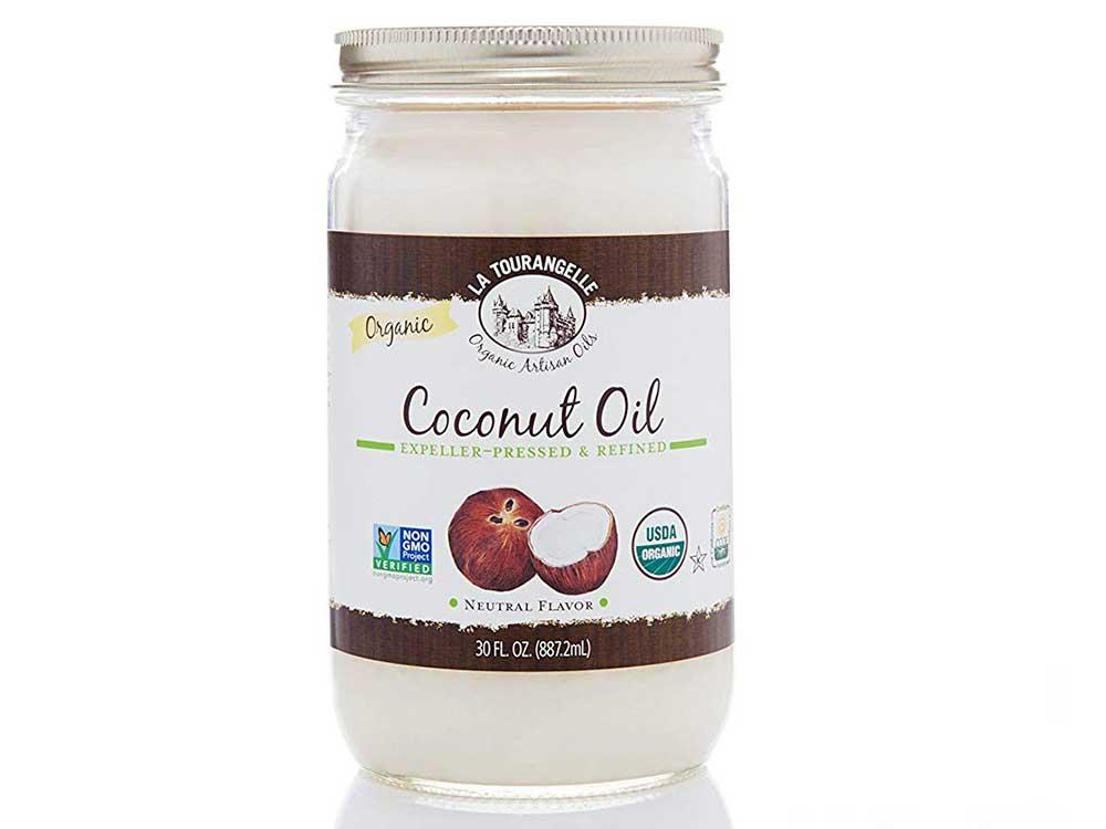 La Tourangelle Organic Refined Coconut Oil