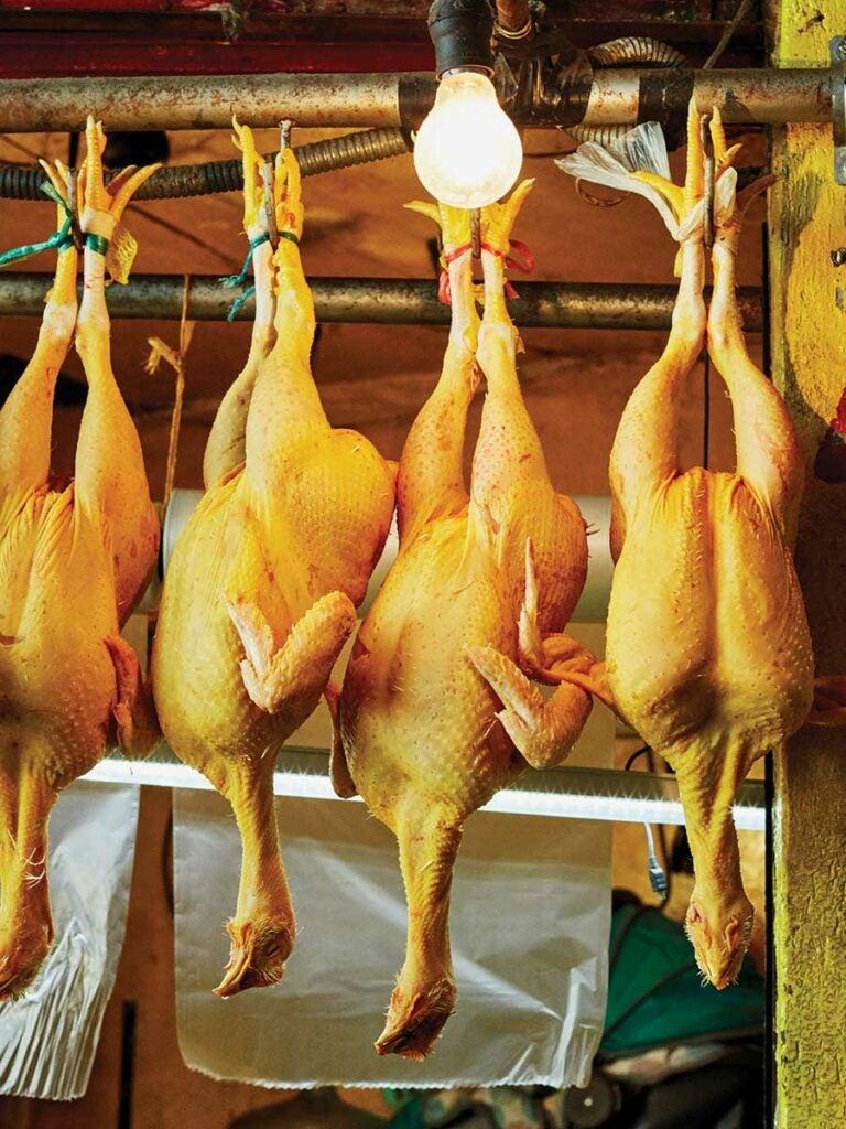 Pollos Rancheros