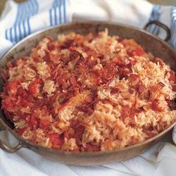 Miss Daisy's Red Rice Recipe