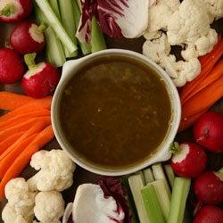 Marcella Hazan's Bagna Cauda (Anchovy and Garlic Dip)