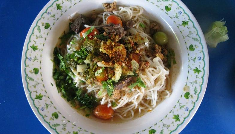 A Khao Soi Affair