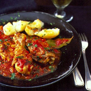 Chicken Cacciatore (Hunter's Wife's Chicken)
