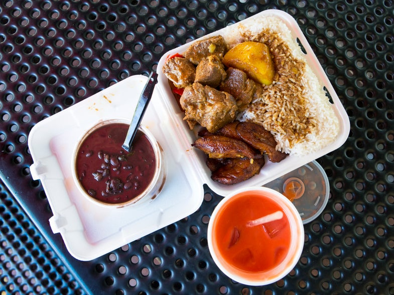What to Eat at Miami's Juice and Cuban Food Mecca