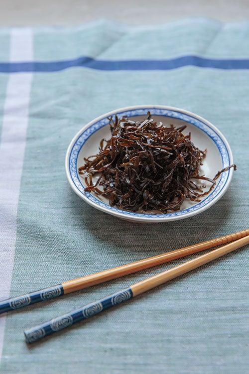 Makombu Tsukudani (Pickled Seaweed)