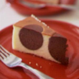 Polka Dot Cheesecake