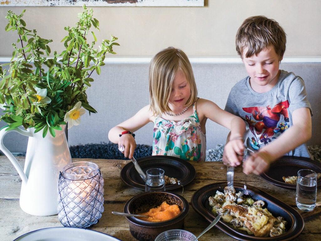 Sweden, Magnus Nilsson, children