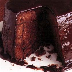 Chocolate Spice-Cake Pudding