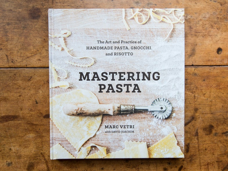 Behind the Recipe: Marc Vetri's Corn Fettuccine