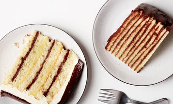 How Maryland's Official State Cake Got its Stripes
