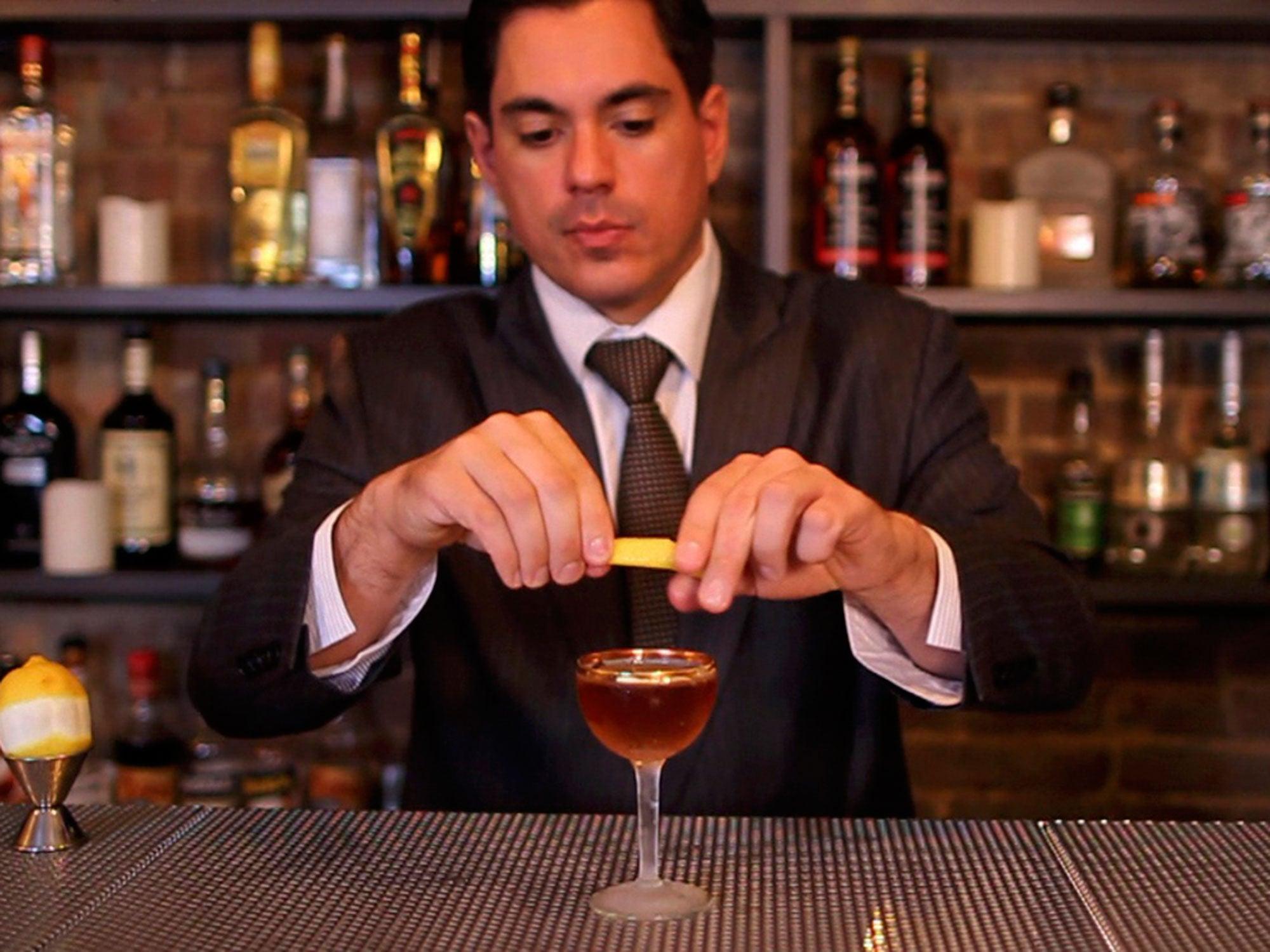 Four Life Lessons From Sasha Petraske's New Book, 'Regarding Cocktails'
