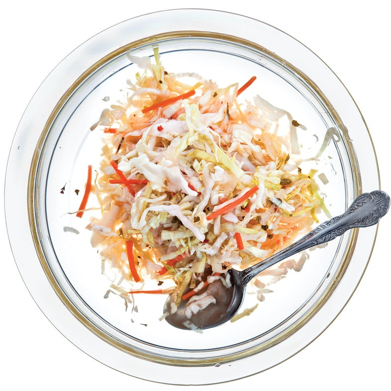 Spicy Sauerkraut