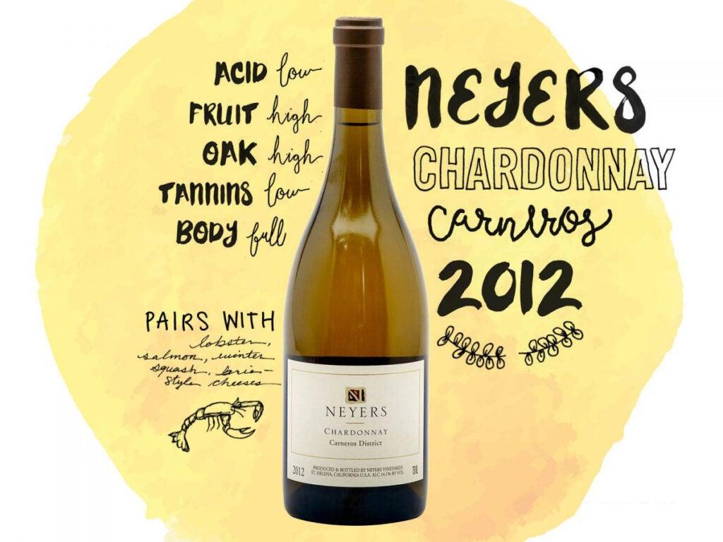 Neyers Chardonnay