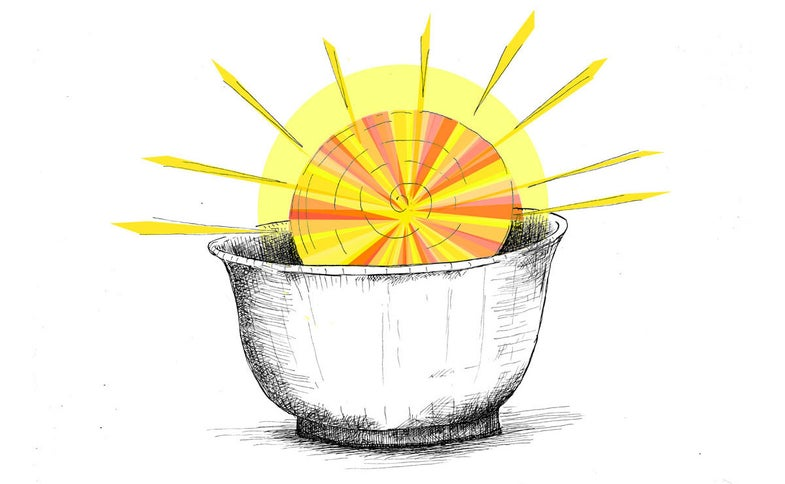 Food Poetry: Big Bowl