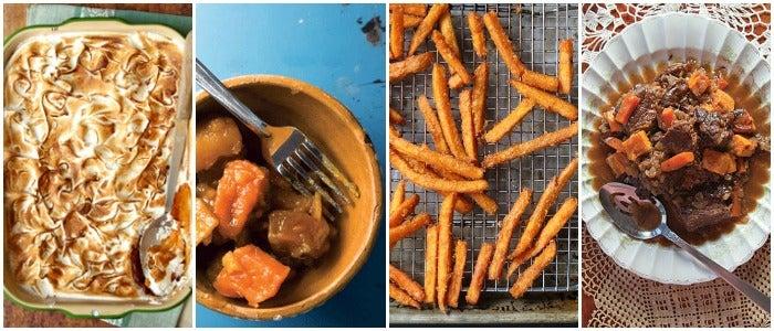 One Ingredient, Many Ways: Sweet Potatoes
