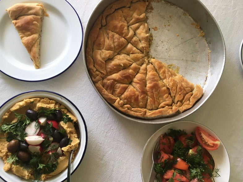 Making Homemade Phyllo is as Easy as Pie