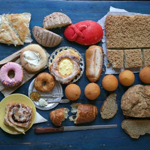 Breakfast Breads and Pastries