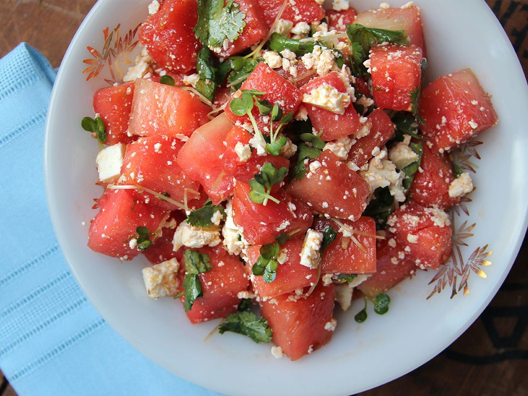 10 Watermelon Recipes to Keep You Cool All Summer