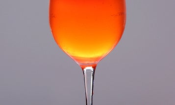 Friday Cocktails: Aperol Fizz