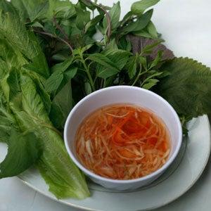 Classic Vietnamese Dipping Sauce