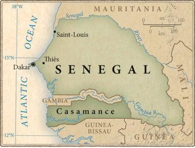Senegal's Regional Cuisines