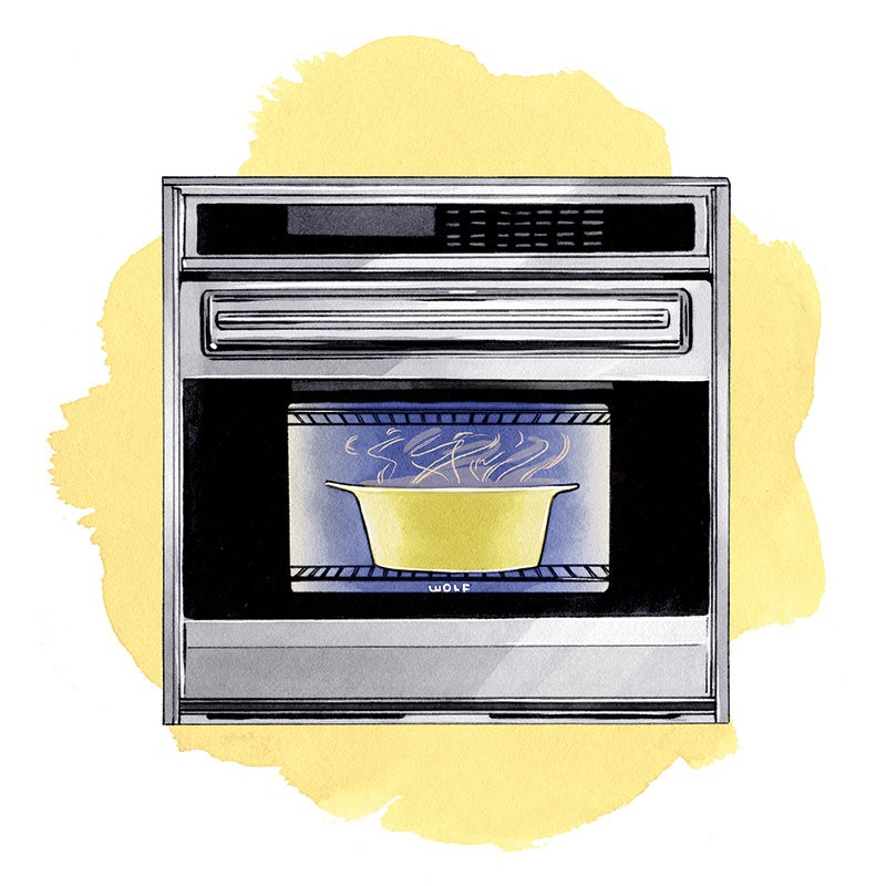 How to Make Roux in an Oven
