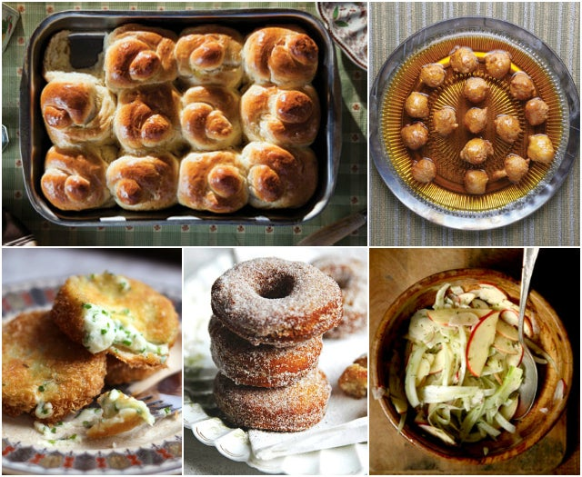 Menu: A Hanukkah Feast